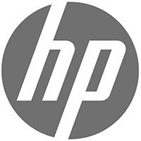 hp grey logo