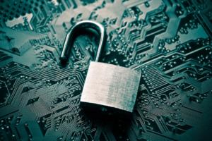 Lock on circuit board HTTPS interception