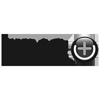 True Digital Logo - grayscale