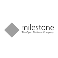 Milestone Logo greyscale - Alliance Partner