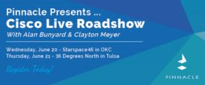 Cisco Live Roadshow