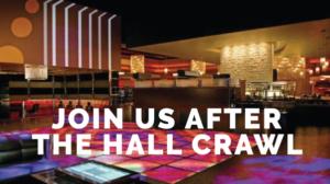Pinnacle's Hall Crawl After Party Happy Hour at VMworld 2018