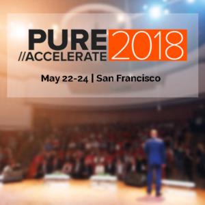 Pure Accelerate 2018