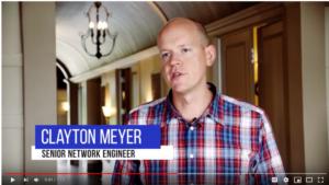 Clayton Meyer, Pinnacle Solution Architect, image