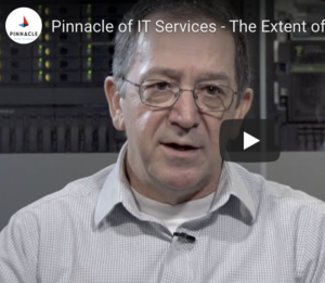 Lane Leach and the Pinnacle of IT Services
