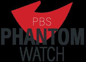 PBS PhantomWatch Logo